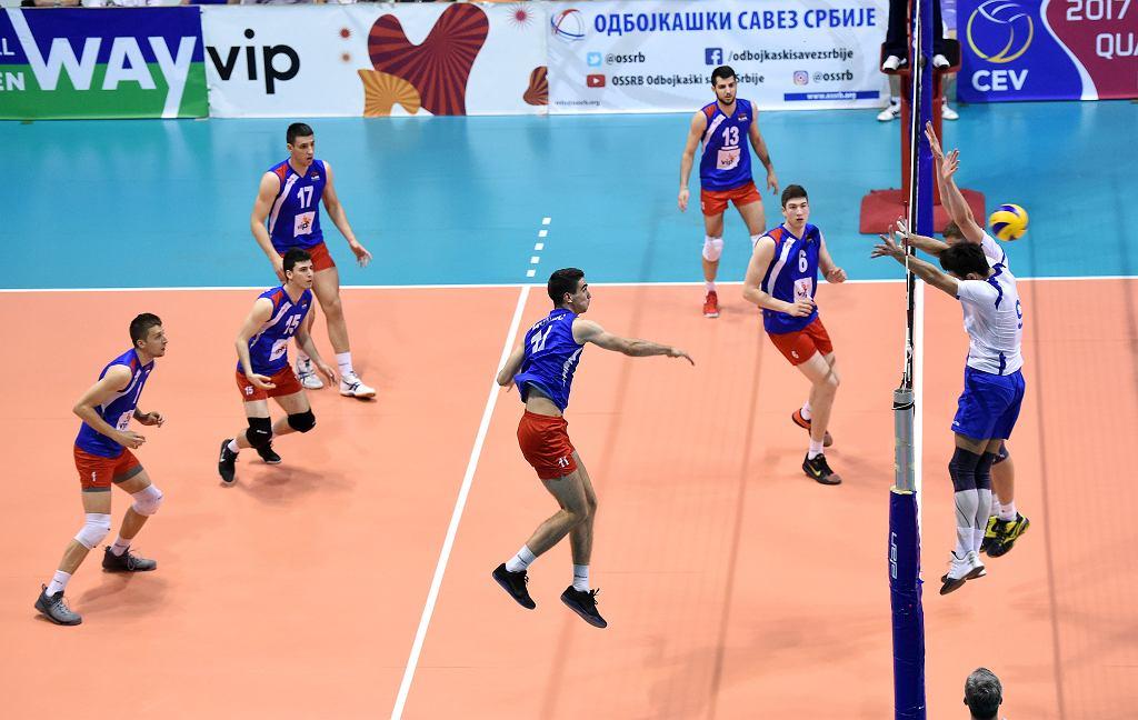 Z nr. 17 Aleksandar Nedeljković, nowy środkowy PGE Skry Bełchatów