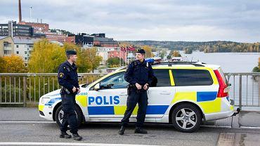 Szwedzka policja (zdjęcie ilustracyjne)