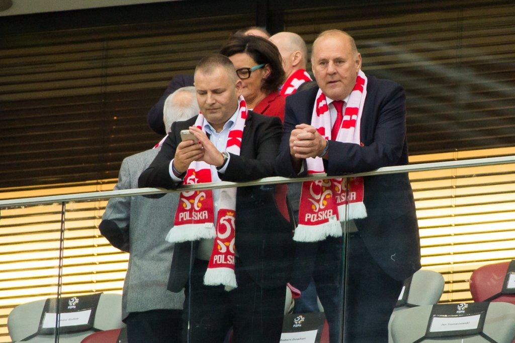 Jan Tomaszewski, kiedyś zatrzymał Anglię, dziś wspiera swoich następców