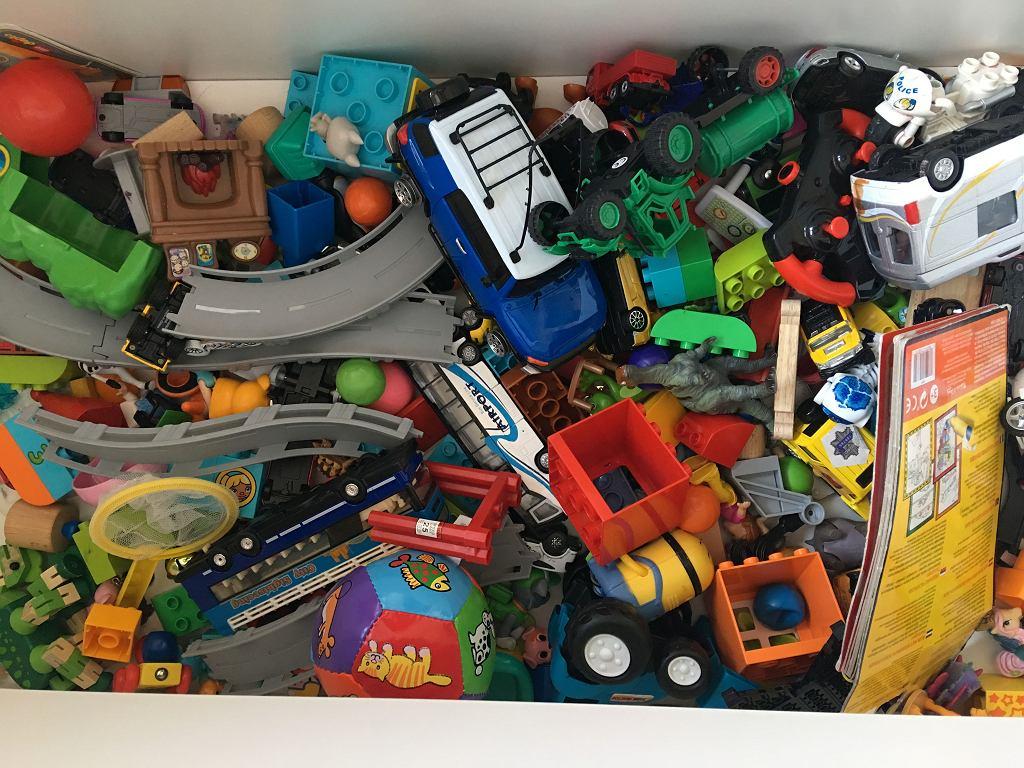 Zanim kupisz dziecku zabawkę, upewnij się, kto ją wyprodukował