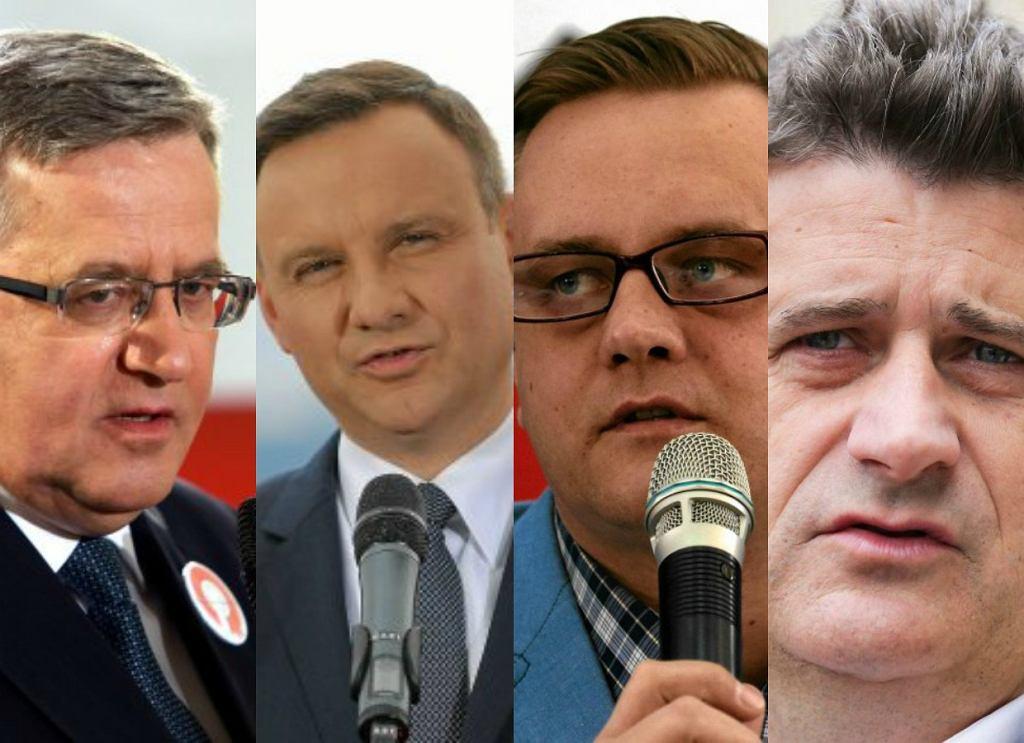 Uczestnicy hangoutów w Gazeta.pl