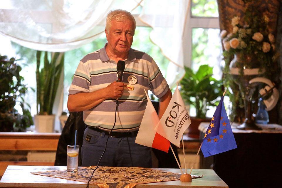 Zdjęcie numer 3 w galerii - Krzysztof Łoziński z KOD radzi w Częstochowie: Robić swoje
