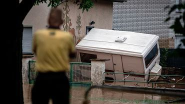 Skutki powodzi w Niemczech
