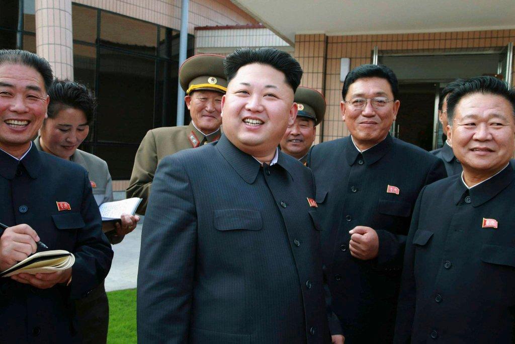 Kim Dzong Un z wizytą w nowym ośrodku wypoczynkowym dla naukowców