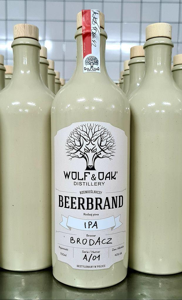 Piwo i wódka, czyli jak powstał Beerbrand