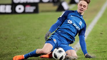 Lech Poznań - Lechia Gdańsk 3:0. Robert Gumny