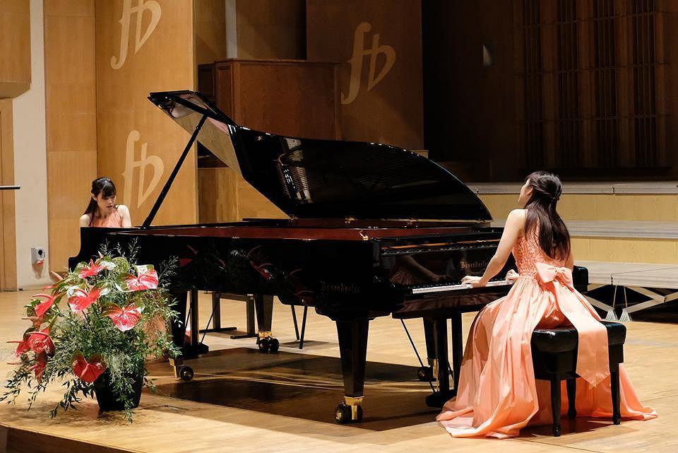 Risa Sakamoto i Aya Sakamoto (Japonia)