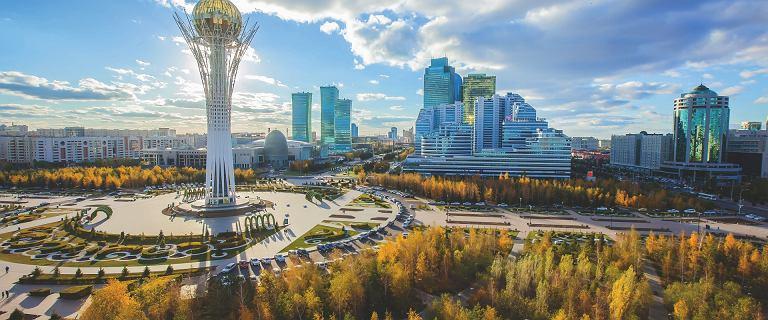 Stolica Kazachstanu ma nową nazwę. W kilka godzin Astana zmieniła się w Narsułtan