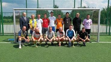 Turniej piłkarski dziennikarzy sportowych