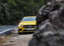 Nowy Mercedes A35 AMG 4MATIC - Baby Hot