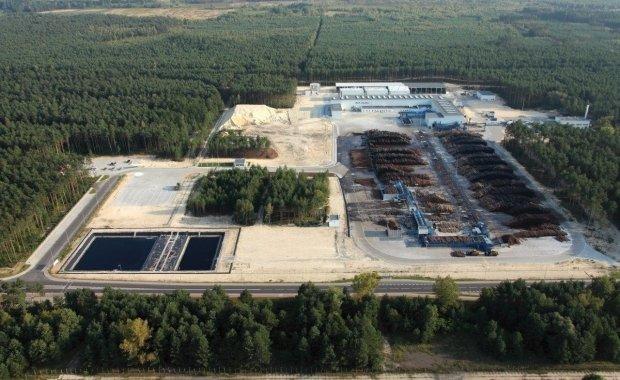 Tak wygląda największy tartak Ikei na świecie. I znajduje się w Polsce.  Kosztował 33 mln zł [ZDJĘCIA]