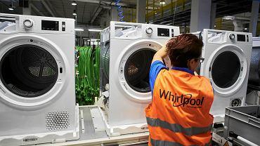 Koronawirus w Polsce. Whirlpool zawiesza produkcję w swoich fabrykach we Wrocławiu, Łodzi i Radomsku
