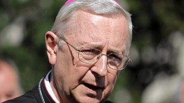 Przewodniczący polskiego Episkopatu, arcybiskup Stanisław Gądecki