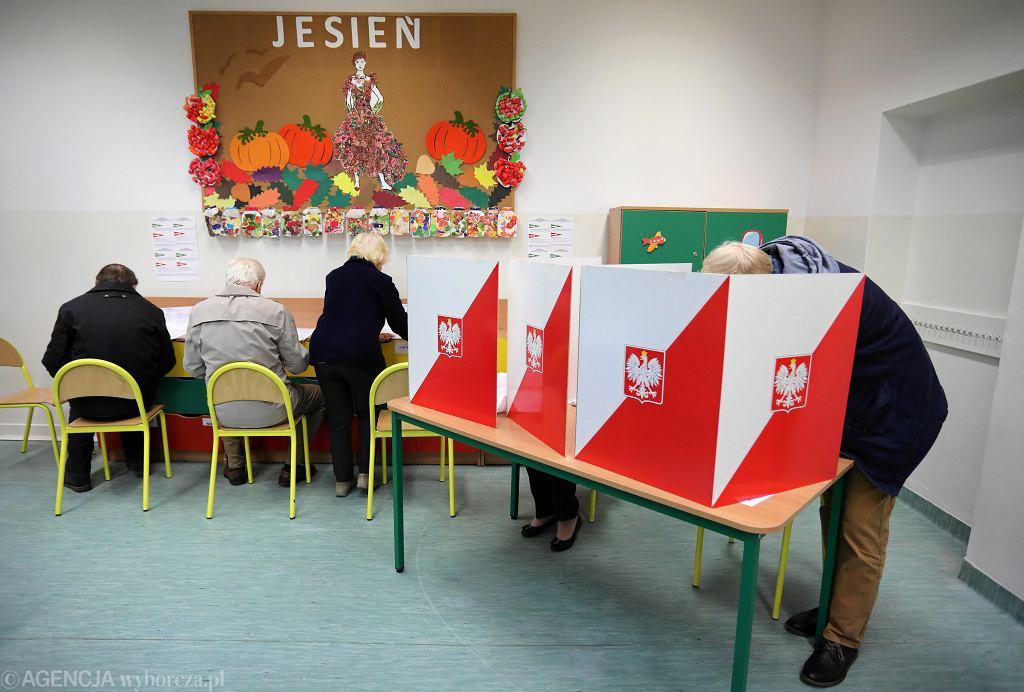 Oficjalne wyniki wyborów parlamentarnych 2019 - województwo lubelskie (zdjęcie ilustracyjne)