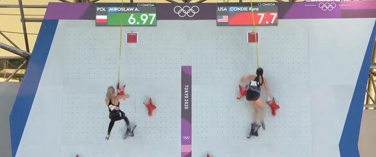 Genialny występ Aleksandry Mirosław na igrzyskach. 0,01 od rekordu świata!