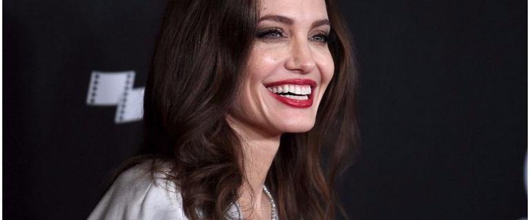 Angelina Jolie ma romans z kobietą? Tak twierdzi zagraniczny tabloid
