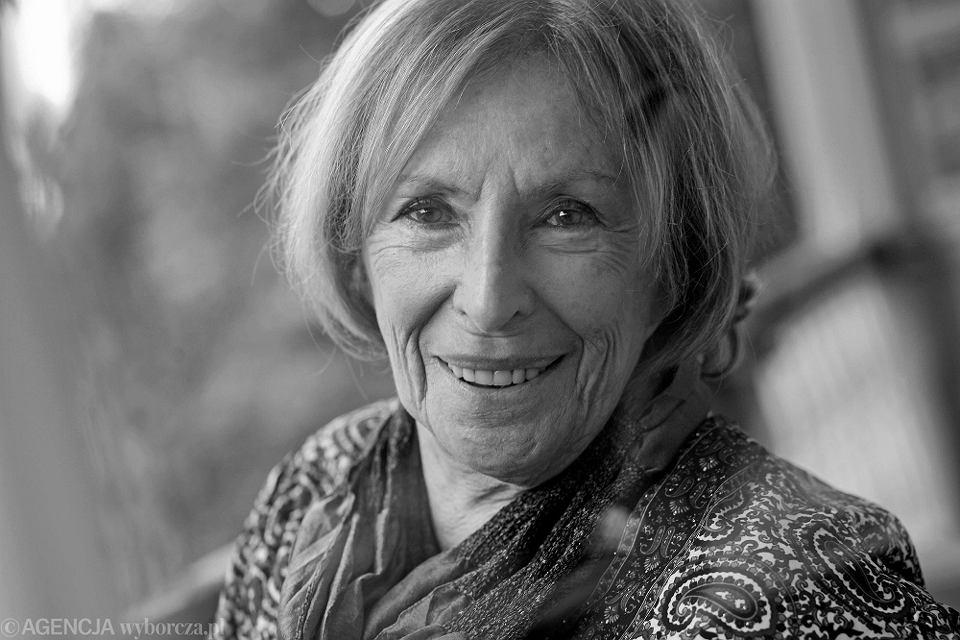 Wanda Chotomska Nie żyje Pisarka Zmarła W Wieku 87 Lat