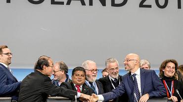 Szczyt klimatyczny COP24 zakończony porozumieniem.
