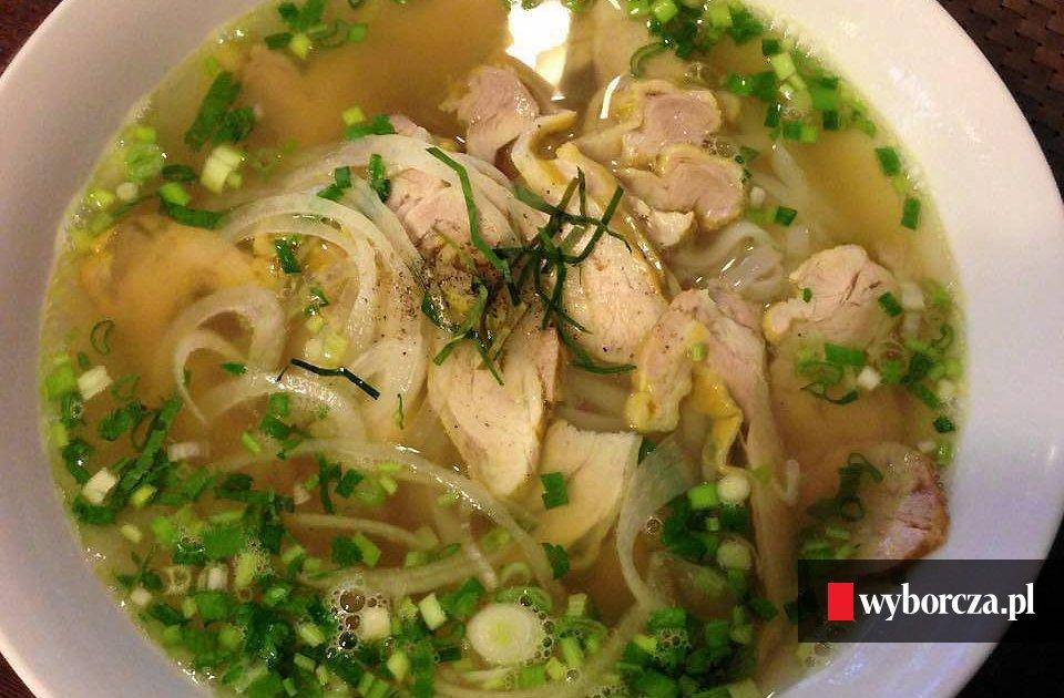 Kuchnia Wietnamska W Warszawie Pho Sajgonki I Cała Reszta