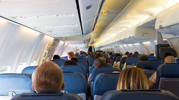 Ryzyko zakażenia na pokładzie samolotu bardzo niskie? 44 przypadki na 1,2 mld podróżnych