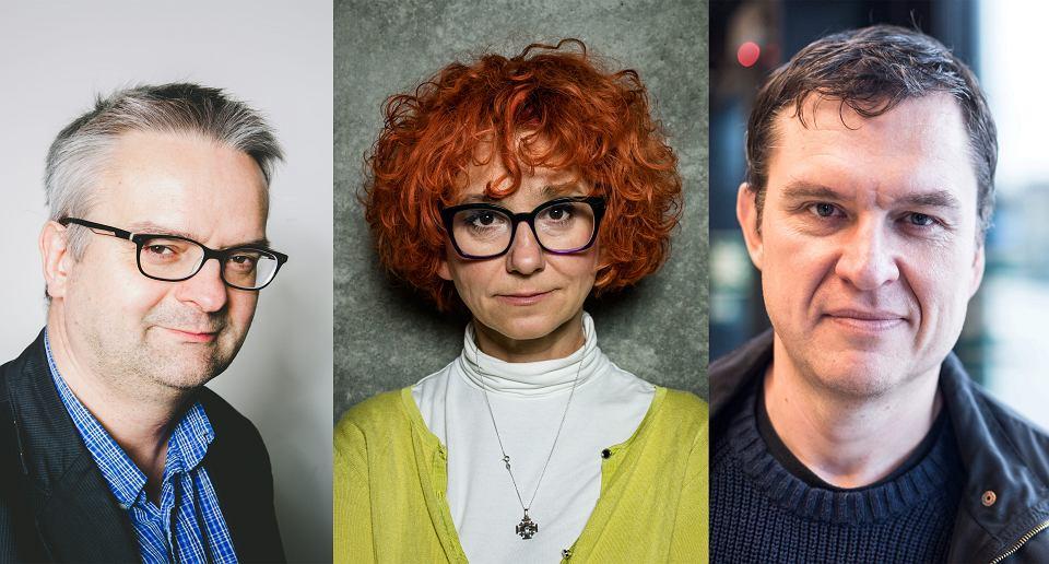 Wojciech Czuchnowski, Judyta Watoła, Andrzej Poczobut