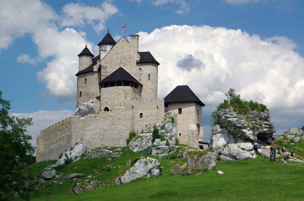 Zamek Bobolice
