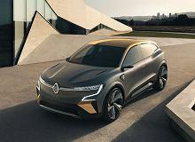Renault zapowiada nową gamę samochodów elektrycznych. Debiutuje koncepcyjny Megane eVision