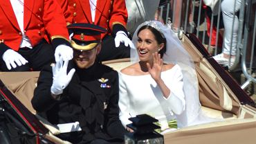 Ślub Harry'ego z Meghan Markle