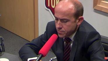 Minister sprawiedliwości Borys Budka