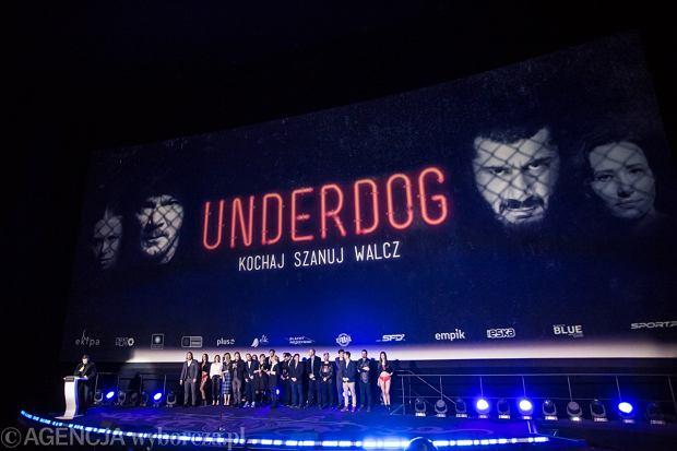 Premiera filmu Underdog w rezyserii Macieja Kawulskiego