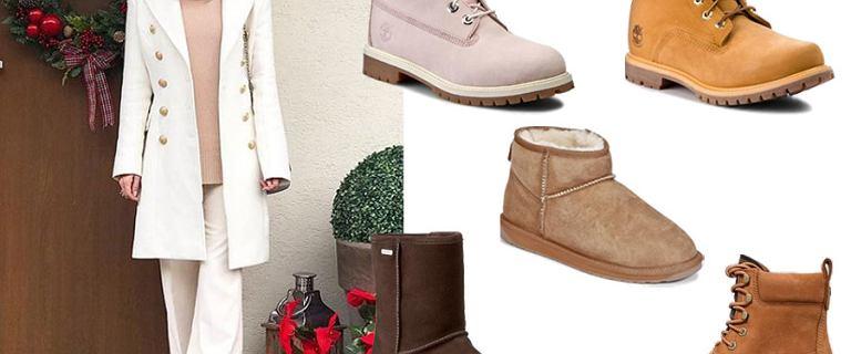 Timberland, EMU, UGG to hitowe marki. Teraz ich buty kupisz dużo taniej!