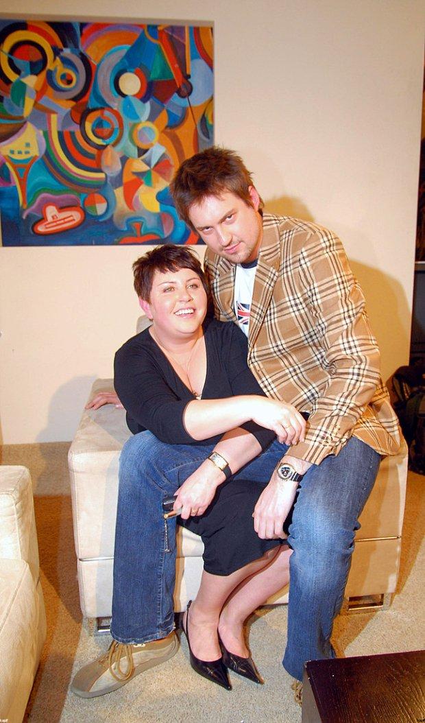 Dorota Wellman i Marcin Prokop