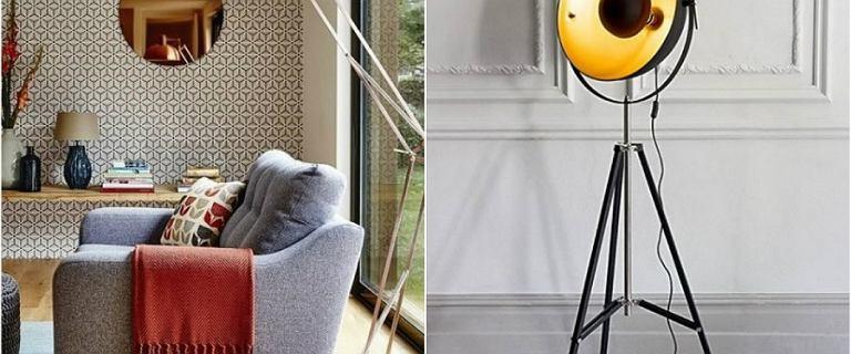 Najpiękniejsze lampy stojące - wielki klasyk powraca w nowoczesnym wydaniu