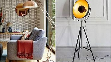 Lampy do salonu w różnych stylach