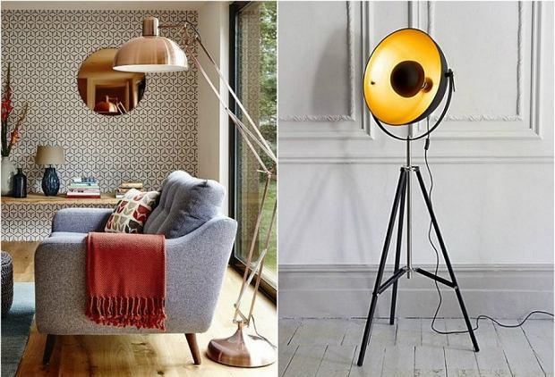 Lampy stojące - wielki klasyk powraca w nowoczesnym wydaniu