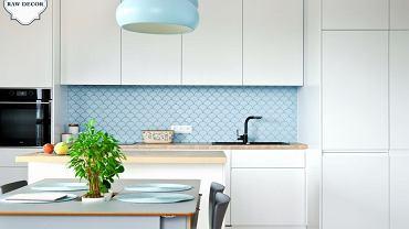 Płytki na ścianę w kuchni