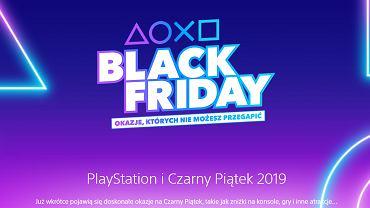 Black Friday 2019. PlayStation z licznymi zniżkami. Promocje nie tylko na konsole, ale i na gry oraz pady