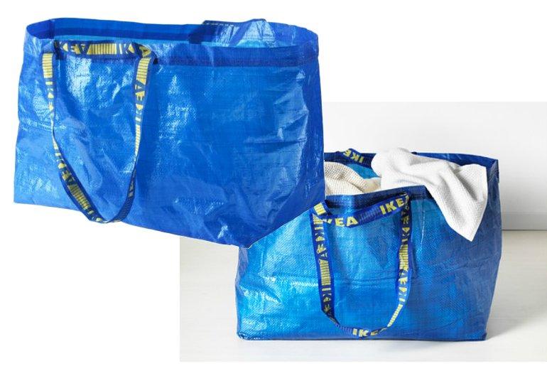 Pożegnajcie się z kultową torbą z IKEI