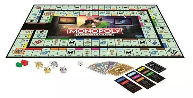 Najdłuższe Monopoly w historii