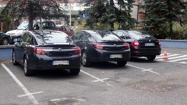 Samochody służbowe