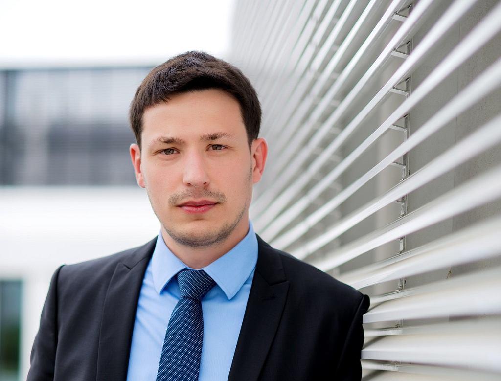 Bartosz Olejnik, Dyrektor Sprzedaz?y i Marketingu w Carefleet S.A.