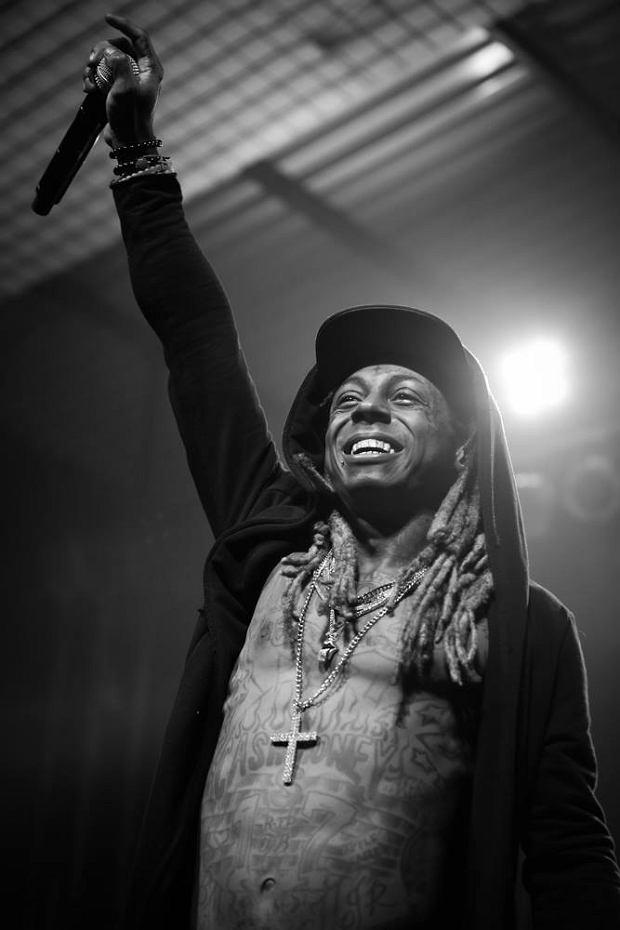 Lil Wayne wylądował w szpitalu