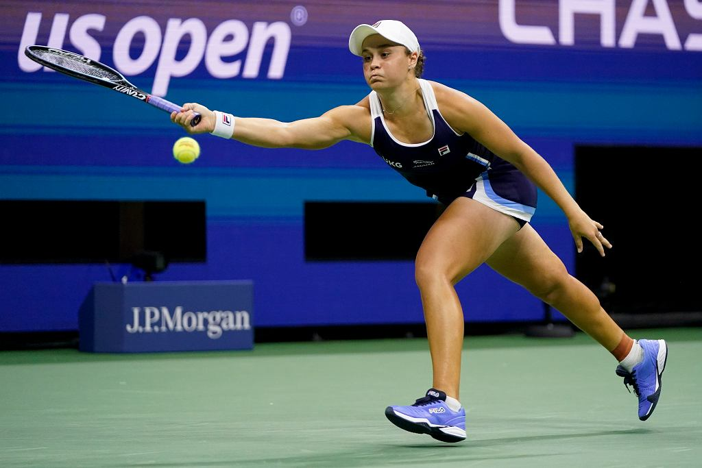 Ashleigh Barty pewna udziału w WTA Finals