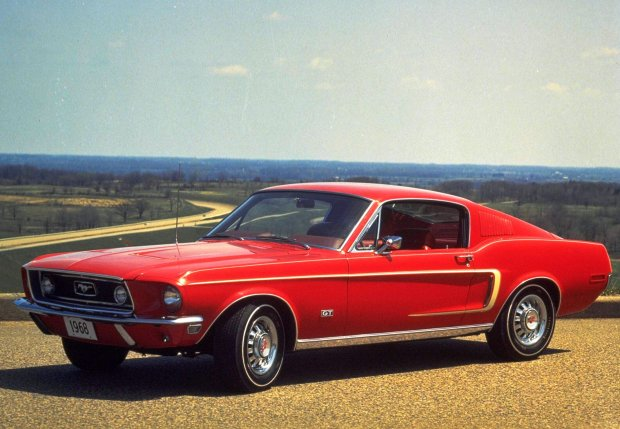 Ford Mustang I