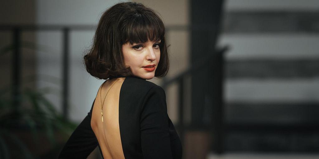 Maria Dębska w zwiastunie 'Bo we mnie jest seks'