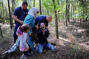 Drony i algorytmy przeciwko uchodźcom. Europa buduje wirtualny mur