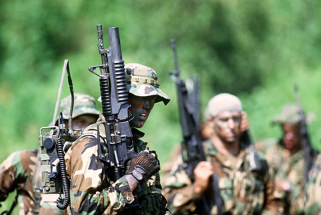 Komandosi atakowali kryjówkę bojowników Al-Kaidy