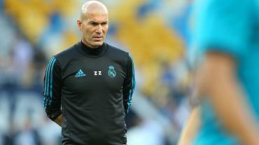 Zinedine Zidane (fot. Shutterstock)