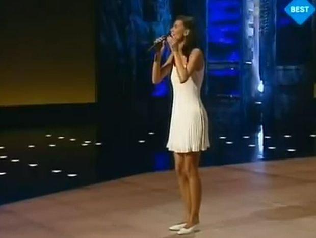 Edyta Górniak na Eurowizji w 1994
