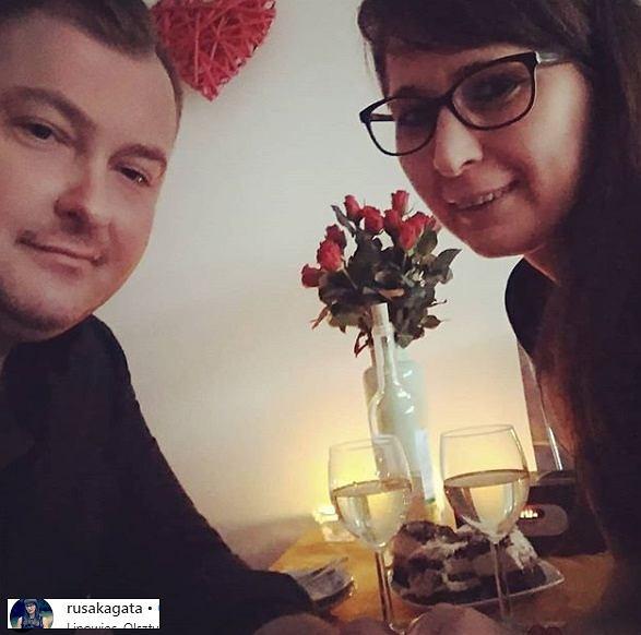 Agata i Łukasz 'Rolnik szuka żony'
